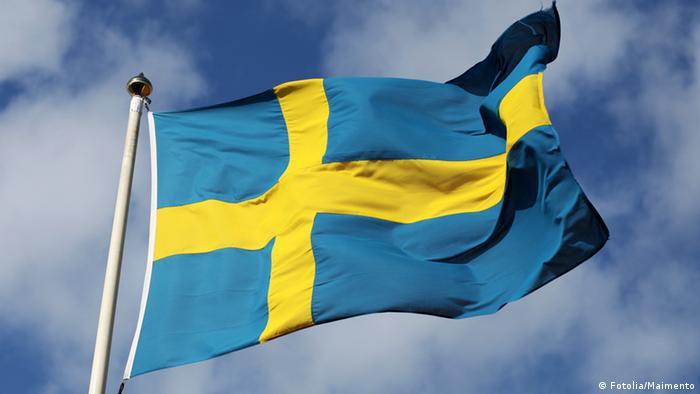 Schwedische Flagee (Fotolia/Maimento)