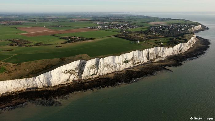 The white cliffs of Dover, England (Photo by Oli Scarff/Getty Images)