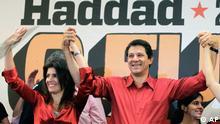 Fernando Haddad Bürgermeister von Sao Paulo