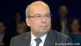 Rainer Wendt, Vorsitzender der Deutschen Polizeigewerkschaft (Foto: Karlheinz Schindler)