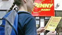 Marketingaktion von Air Berlin: Kauf von Flugtickets bei Penny Markt für 29 Euro
