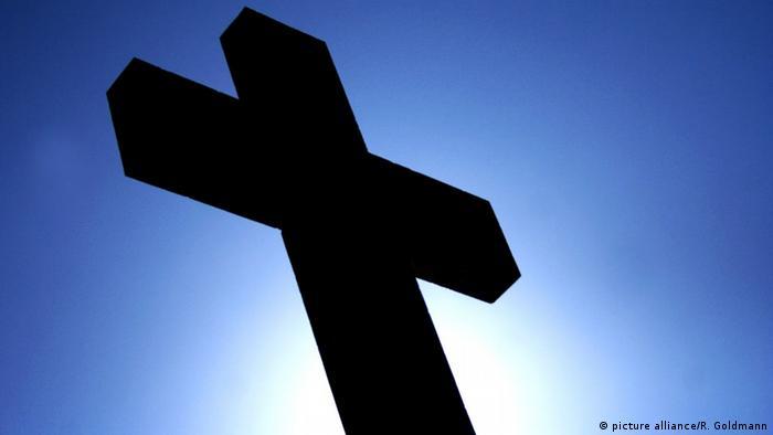 Steinernes Kreuz (Foto: Ralph Goldmann)