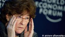 ICG International Crisis Group CEO Louise Arbour