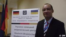Eröffnung des Deutschen akademischen Informationszentrums