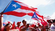 USA Puerto Rico Volksabstimmung geplannt
