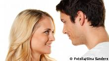 Flirten sander
