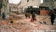 Kroatien-Krieg 1991 - Entwicklung der Migration nach Deutschland