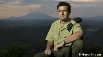 Nationalpark-Direktor Emmanuel De Merode (Foto Getty Images)