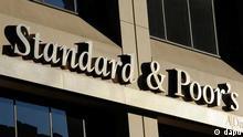 Konzernzentrale von Standard and Poors in New York USA
