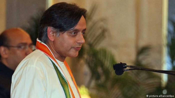 Shashi Tharoor (picture-alliance/dpa)
