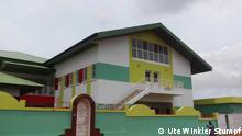 Hilfsaktion Noma - Neues Zentrum