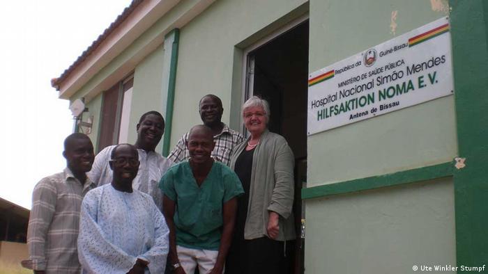Hilfsaktion Noma na Guinea Bissau