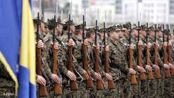 Bosnien und Herzegowina Armee