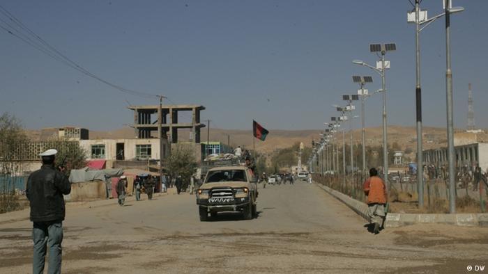 Afghanistan Stadt Chaghcharan