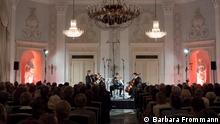 Borodin Quartett beim Beethovenfest 2012