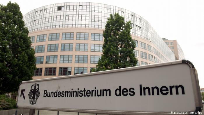 Bundesministerium des Innern in Berlin