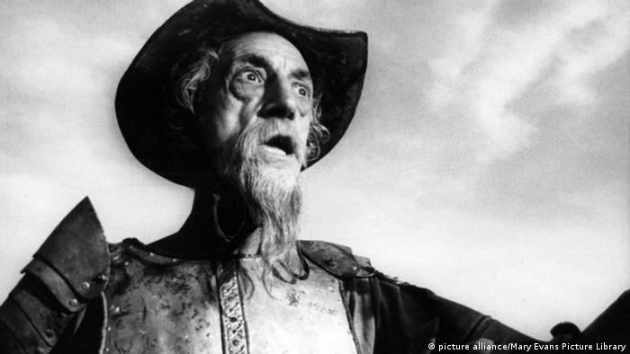 Film Don Quixote von Orson Welles