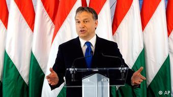 Viktor Orban (Foto:AP/dapd)