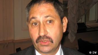 Alexander Golz russischer Militärexperte
