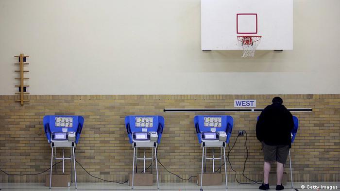 Bildergalerie Wahlen USA 2012