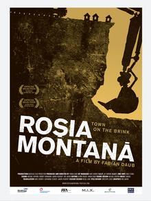 Afişul filmului Roşia Montană