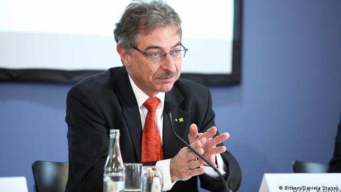 دیتر کمپف، رئیس فدراسیون صنایع آلمان
