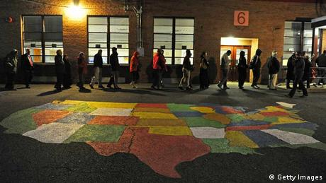 A polling place in Virginia, USA (Photo: Patrick Smith)