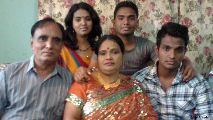 Freiheitskämpferin Tahrima Chowdhury und ihre Familien