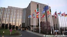 Europäischer Rechnungshof in Luxemburg
