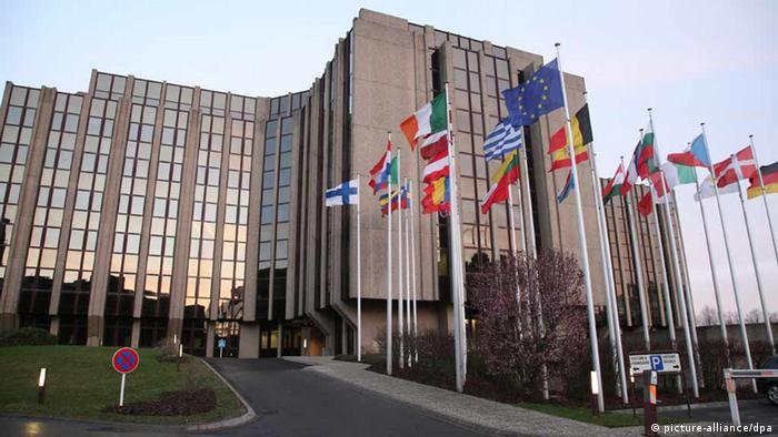 Der Europäische Rechnungshof in Luxemburg