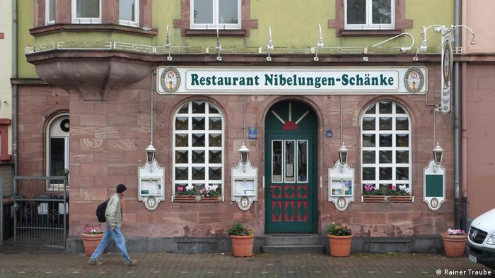 Wagner Orte Nibelungen-Schänke in Frankfurt am Main