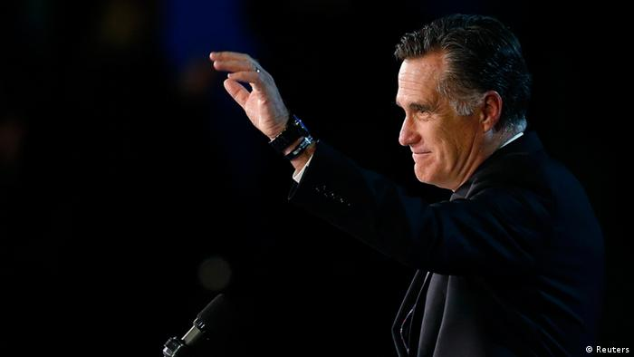 Mitt Romney (Foto: REUTERS/Jim Young)
