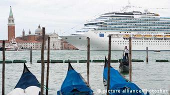 Ανυπόφορη για τους κατοίκους η κατάσταση στη Βενετία