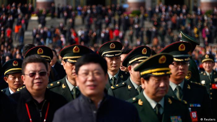Parteitag China Kommunistische Partei