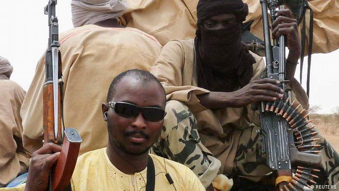 Ansar Dine Kämpfer in Mali (Foto: Reuters)