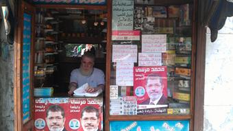 Egyptians hope that president Mursi will be able to bring about rapid social- and economic improvements.