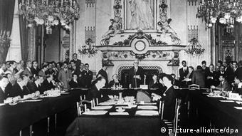 Η Διακήρυξη Σουμάν στις 9 Μαΐου 1950