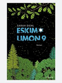Eskimo Limon 9 bookcover, by Sarah Diehl