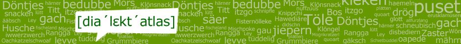 DW, Sprachkurse, Deutsch lernen, Dialektatlas