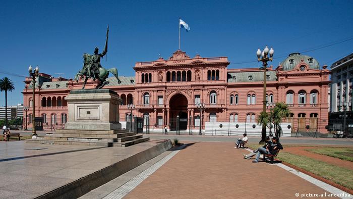 Buenos Aires Casa Rosada