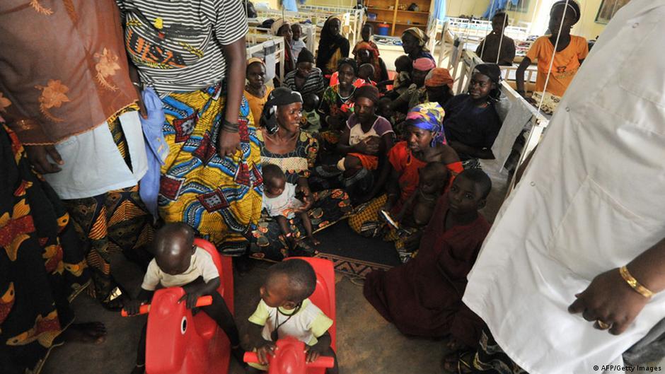 Sahel, la situation des déplacés de plus en plus critique