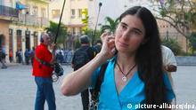 Kuba Bloggerin Yoani Sanchez