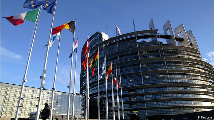 European Union member states' flags. Photo: Reuters.