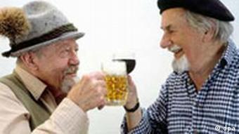 Немец и француз: бывшие враги становятся друзьями