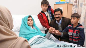 Malala Yousafzai (picture-alliance/dpa)