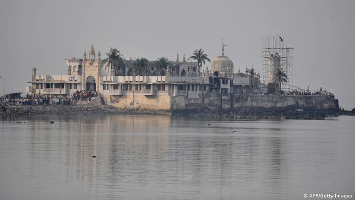 Haji Ali Dargah Sufi-Schrein in Mumbai Indien (AFP/Getty Images)