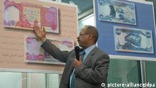 Neues Geld für den Irak