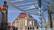 Оперный театр в Хемнице