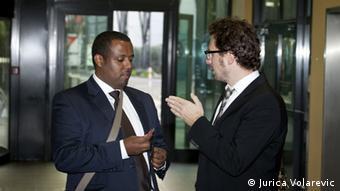Messe-Veranstaltung des Zentrum für internationale Migration und Entwicklung (CIM). Die Messe fand am 19.-20.10. in Köln statt. Copyright: Jurica Volarevic.