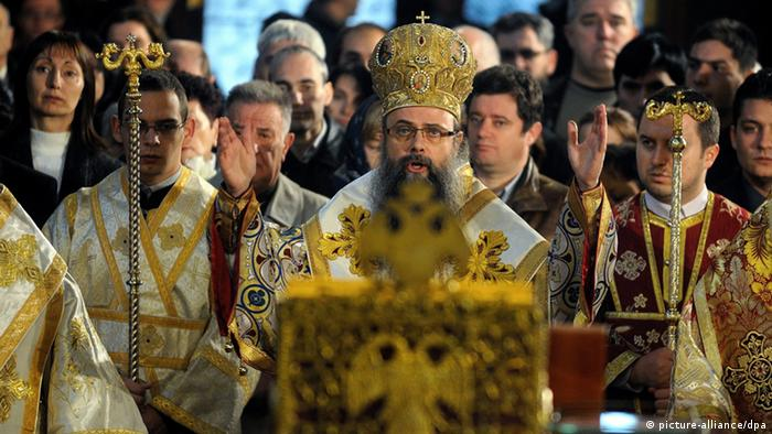 Bulgarien Orthodox Kirche